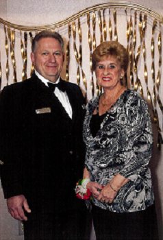 Commodore Darryl & First Lady Nancy